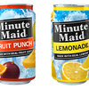 Minute Maid Fruit Punch Cans